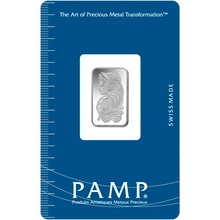PAMP 2.5 Gram Silver Bar Minted