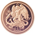 Half Ounce Gold Isle of Man Angel
