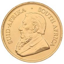2007 1oz Gold Krugerrand