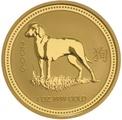 1oz Gold Australian Lunar Year of the Dog 2006