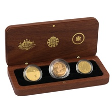 2008 Icons of the Commonwealth Gold Set Boxed