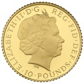 2013 Tenth Ounce Proof Britannia Gold Coin