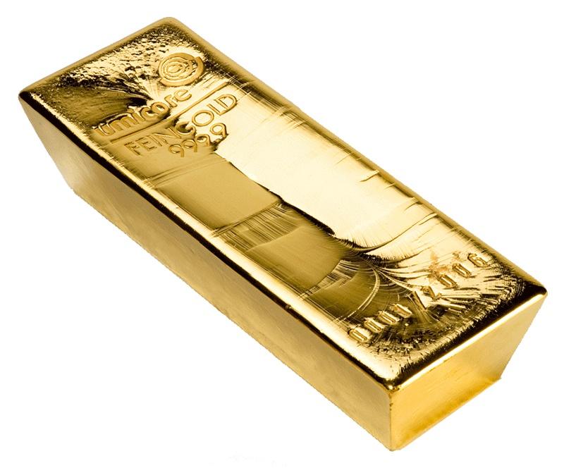 12.5kg Gold Bullion Good Delivery Bar