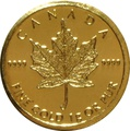 MapleGram Gold coin 1g