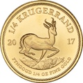 2017 Quarter Ounce Gold Krugerrand