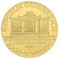 1993 1oz Austrian Gold Philharmonic Coin