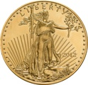 2012 1oz American Eagle Gold Coin
