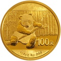 2014 1/4 oz Gold Chinese Panda Coin