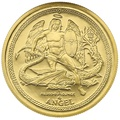 2012 Proof Quarter Ounce 1/4oz Angel Gold Coin
