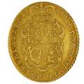 1735 George II  Gold Guinea