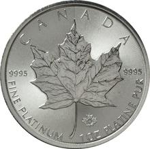 2016 1oz Platinum Maple
