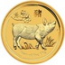 2019 Perth Mint Quarter Ounce Year of the Pig Gold Coin