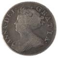 1708 Anne Shilling - Fine