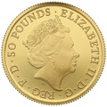 2017 Half Ounce Proof Britannia Gold Coin