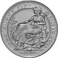 2005 1oz Silver Britannia Coin