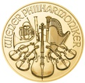 2021 Tenth Ounce Austrian Gold Philharmonic Coin
