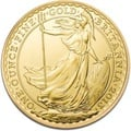 2013 Gold Britannia One Ounce Coin