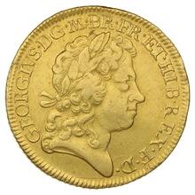 1716 George I Guinea Gold Coin