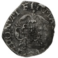 1625-49 Charles I Silver Penny Rose to Both Sides