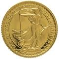 1990 Tenth Ounce Proof Britannia Gold Coin