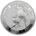 1kg Kilo 1999 Silver Kookaburra Coin