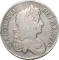 Charles II Crown - Nice Fine