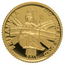 2011 Tenth Ounce Proof Britannia Gold Coin