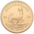 2020 1oz Gold Krugerrand