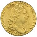 1777 George III Gold Half Guinea
