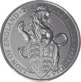 2oz Silver Coin, The Lion - Queen's Beast