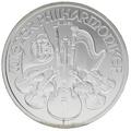 2011 1oz Austrian Philharmonic Silver Coin
