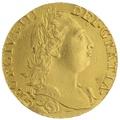 1767 Guinea Gold Coin