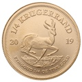 2019 Quarter Ounce Krugerrand Gold Coin