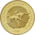 2000 1oz Gold Australian Nugget