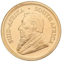2021 Quarter Ounce Krugerrand Gold Coin