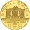 2009 Quarter Ounce Gold Austrian Philharmonic