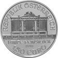 2018 1oz Austrian Philharmonic Silver Coin