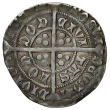 1467-8 Edward IV Groat Light Coinage - London Mint