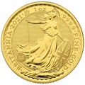 2021 Britannia One Ounce Gold Coin