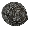 1485-1509 Henry VII Hammered Silver Halfpenny