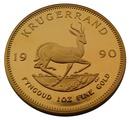 1990 1oz Gold Proof Krugerrand