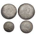 1800 George III Silver Maundy Set