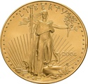 2004 1oz American Eagle Gold Coin