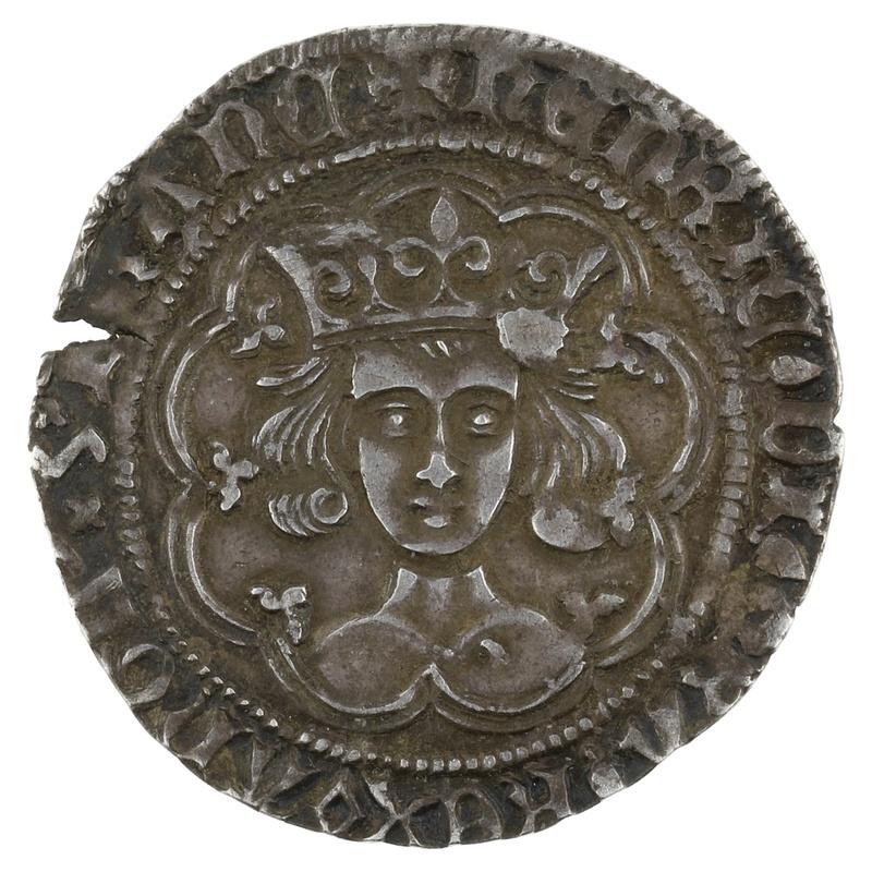 Henry VI Four Pence