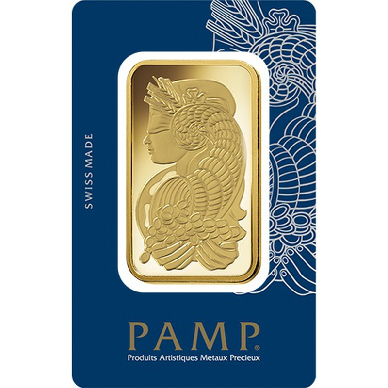 PAMP FIVE 5 Tola Gold Bar