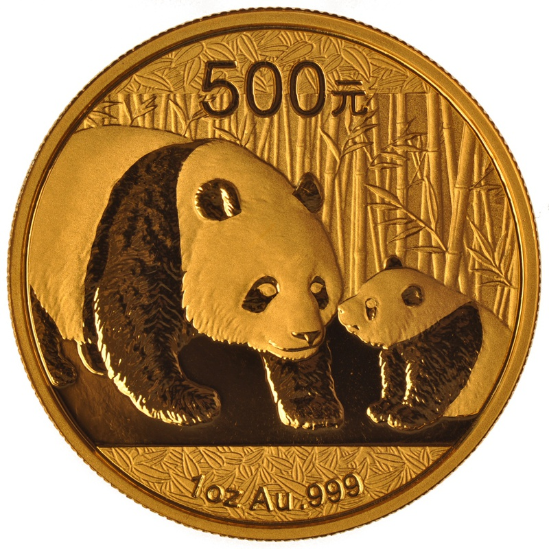 1oz Gold Chinese Panda Coin Best Value