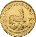 1990 Tenth Ounce Krugerrand