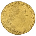 1784 George III Guinea Gold Coin
