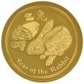 2011 10oz Year of the Rabbit Lunar Gold Coin