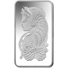 PAMP 5oz Silver Bar Minted